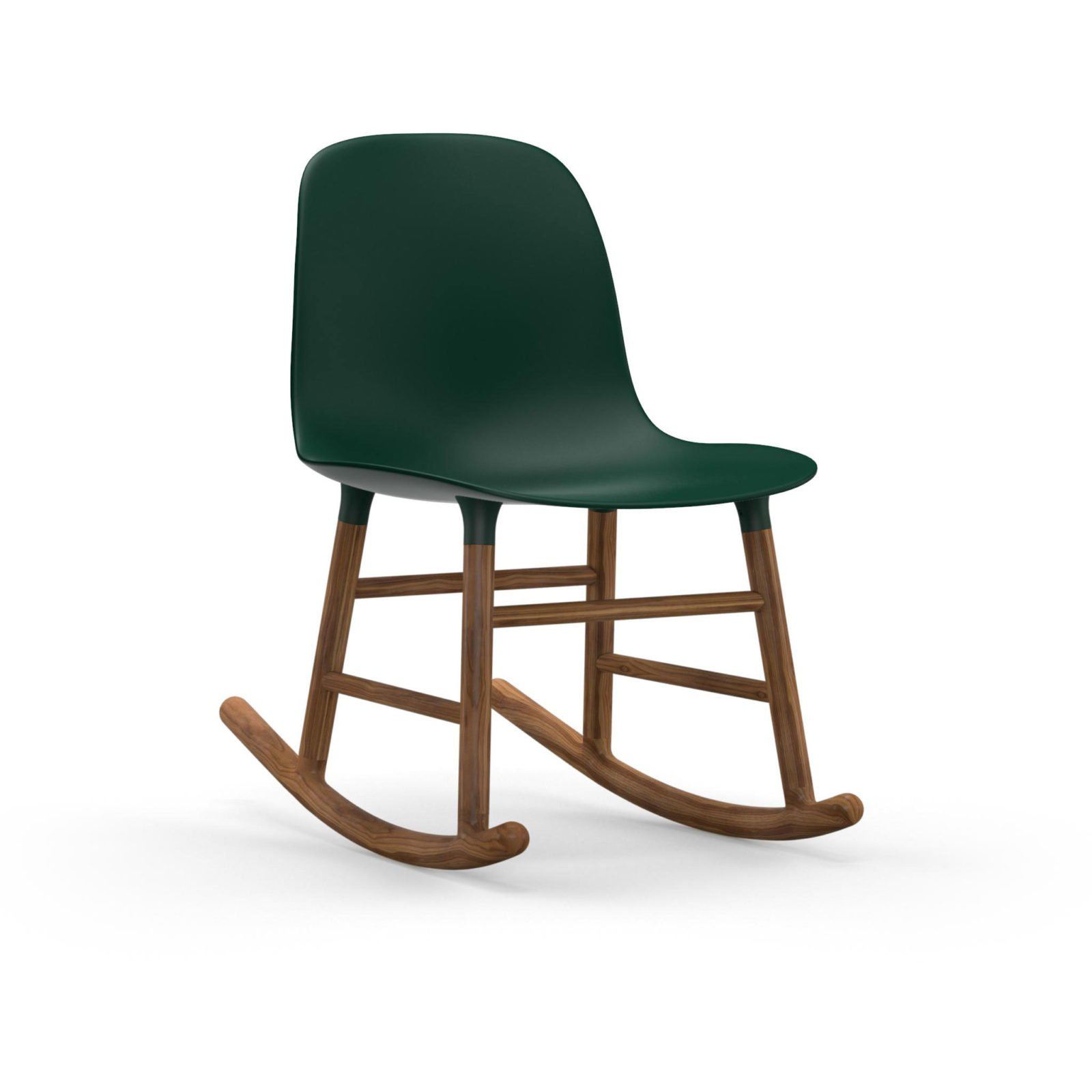 Form Rocking Chair, Green-34987