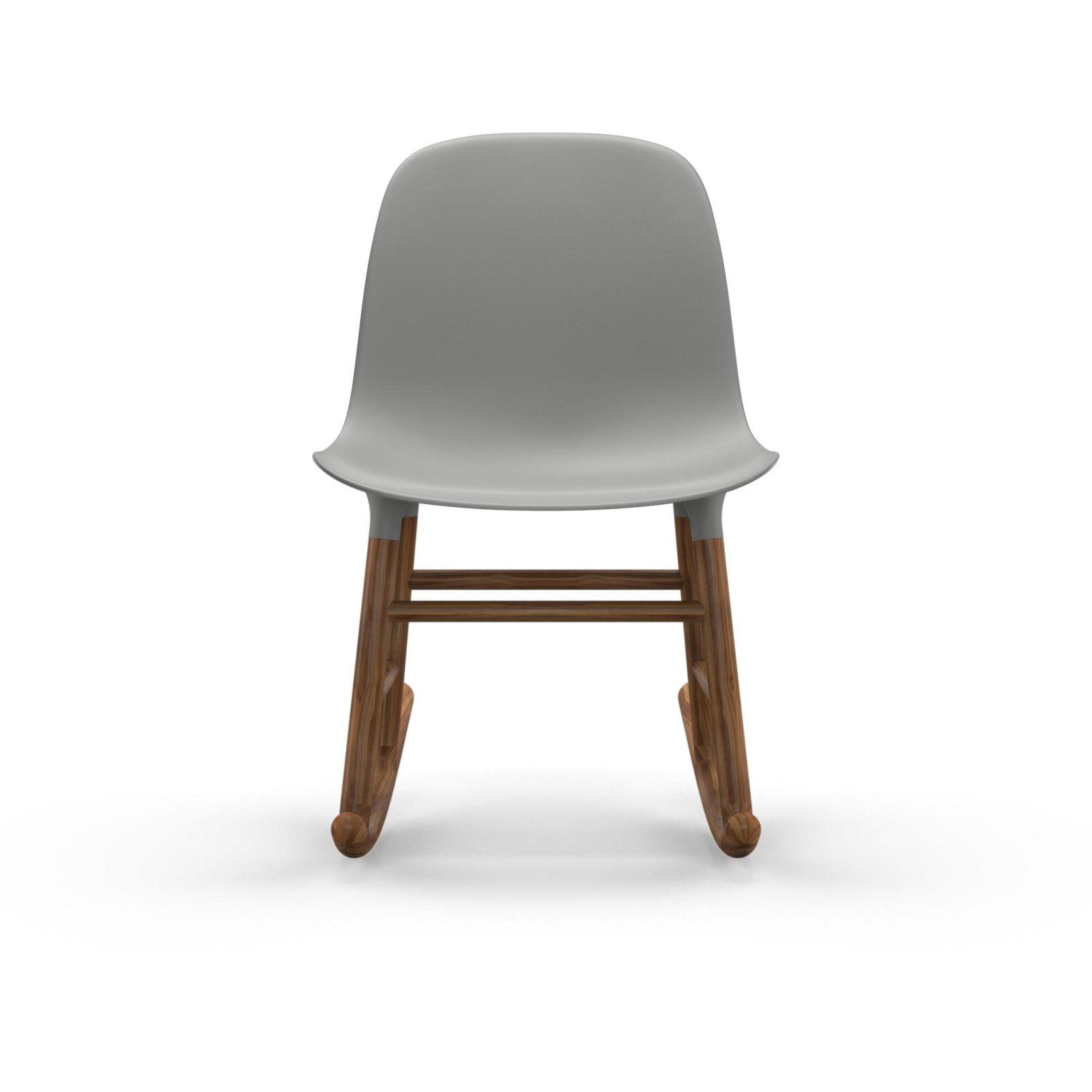 Form Rocking Chair, Grey-34976