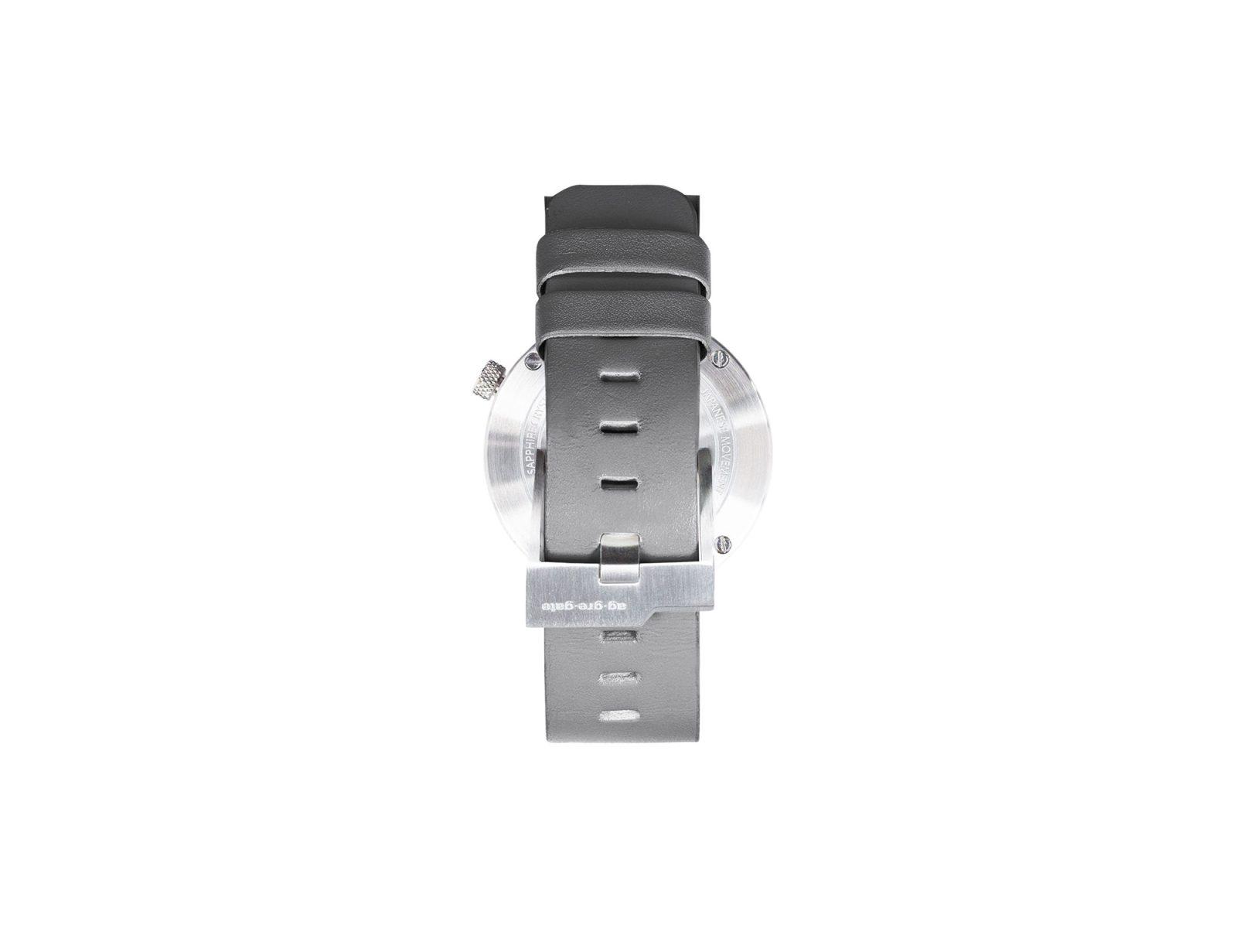 The Masonic Concrete Watch, Gravel Grey -34887