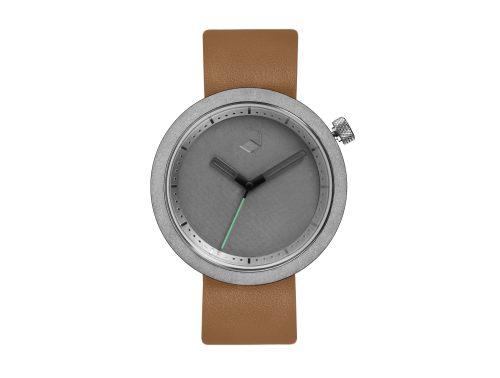 The Masonic Concrete Watch, Oat Brown-34898