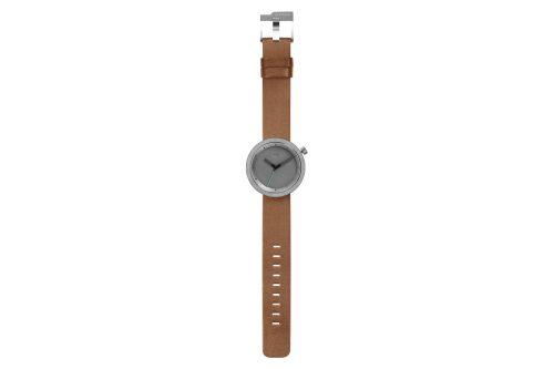 The Masonic Concrete Watch, Oat Brown-34902