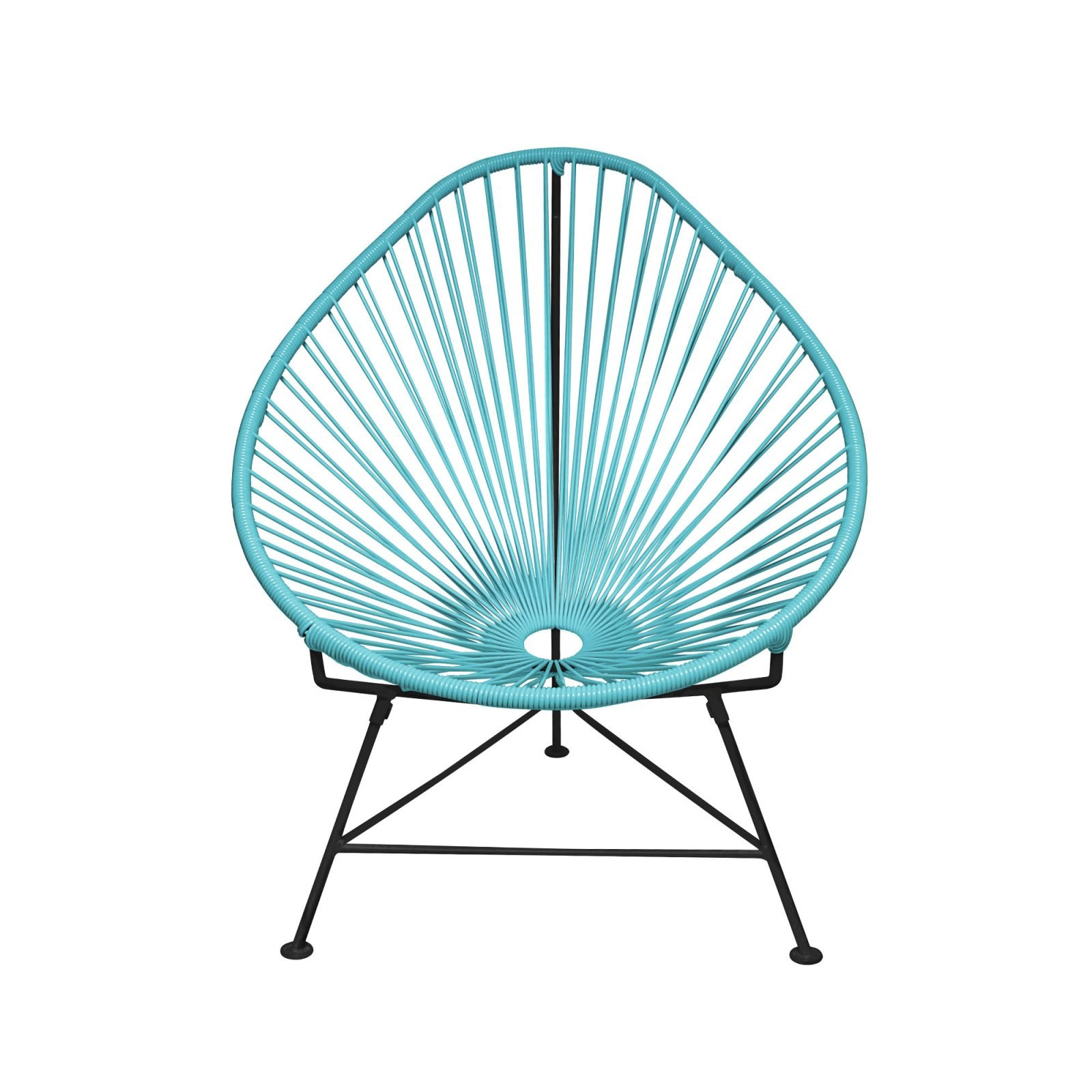 acapulco-chair-black-frame-tourquoise