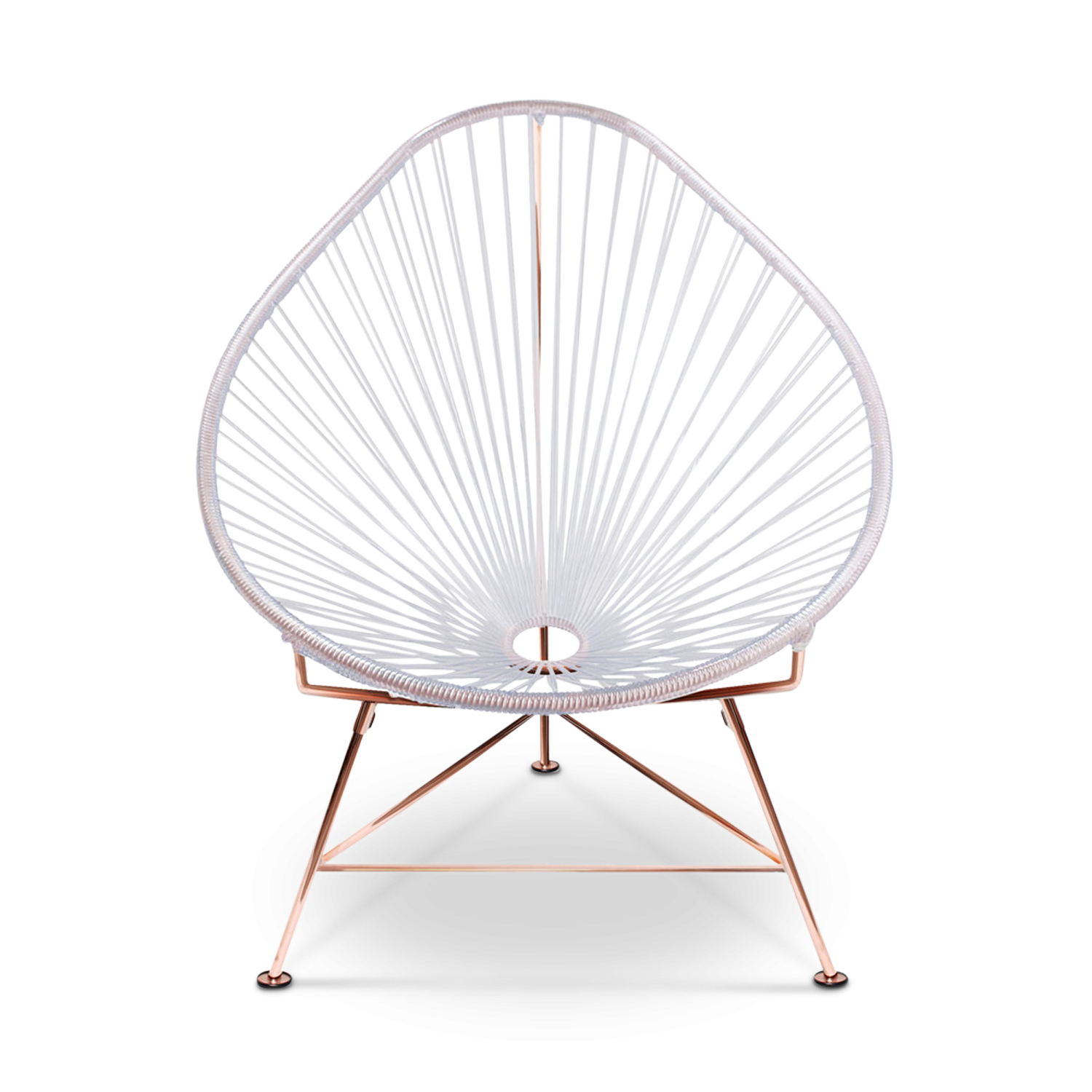 Ordinaire Acapulco Chair Copper Frame PD