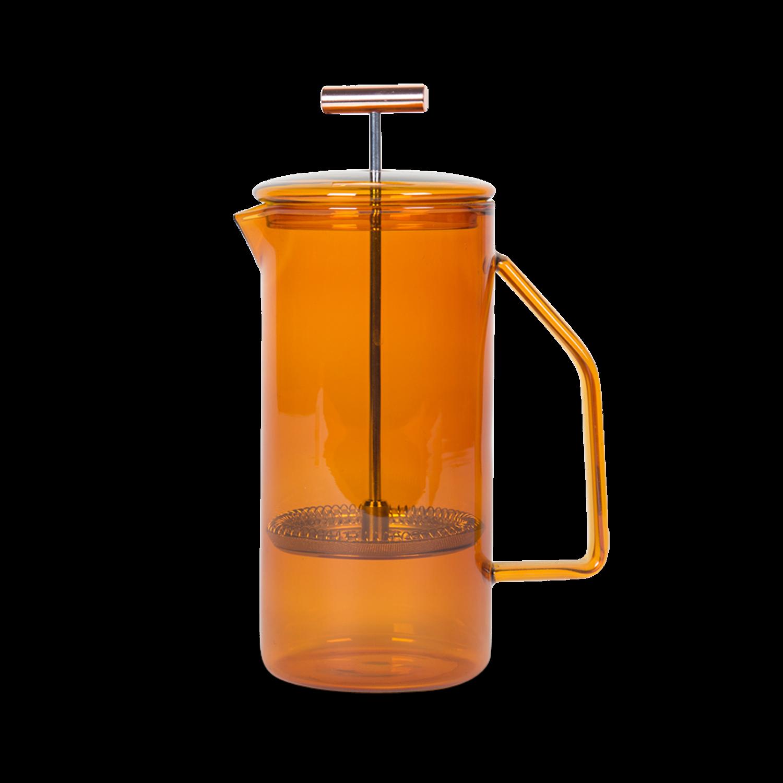 850-ml-glass-french-press-amber-1