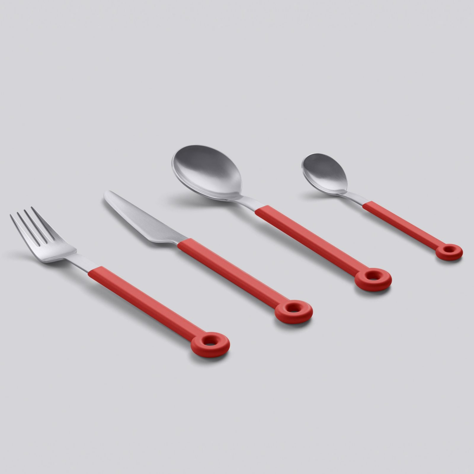 mono-ring-flatware-4-piece-set-red-3