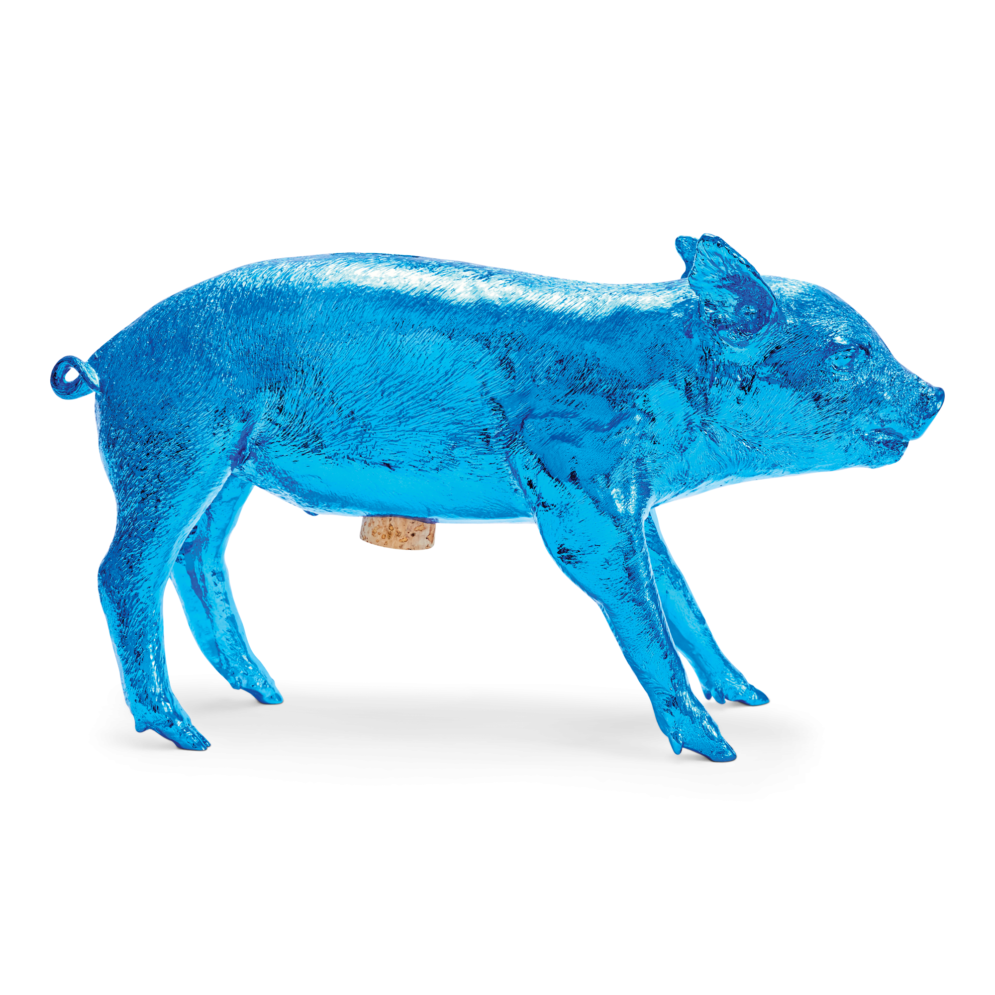 reality-bank-in-the-form-of-a-pig-electric-blue-chrome-1