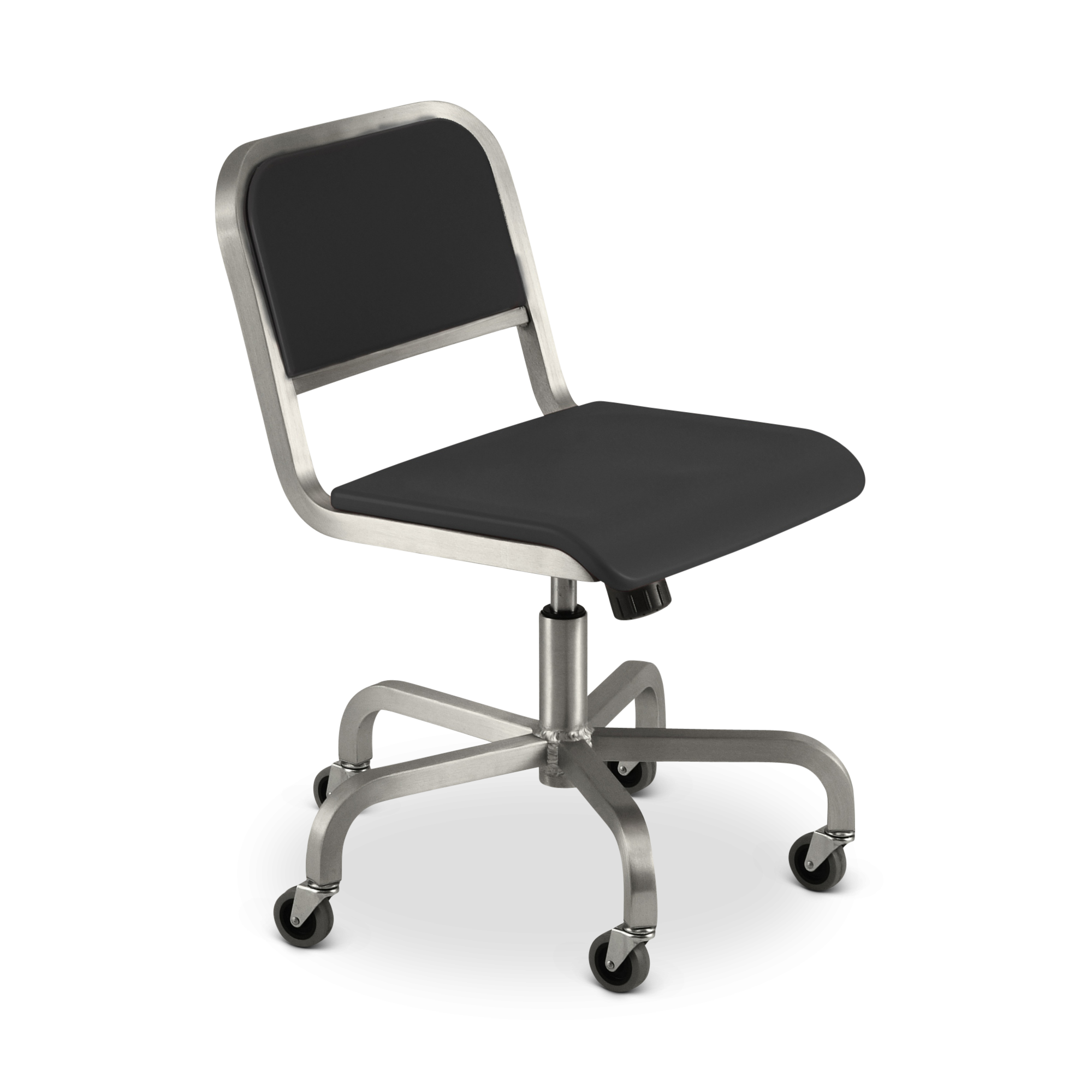 Excellent Nine 0 Swivel Chair Gray Beatyapartments Chair Design Images Beatyapartmentscom