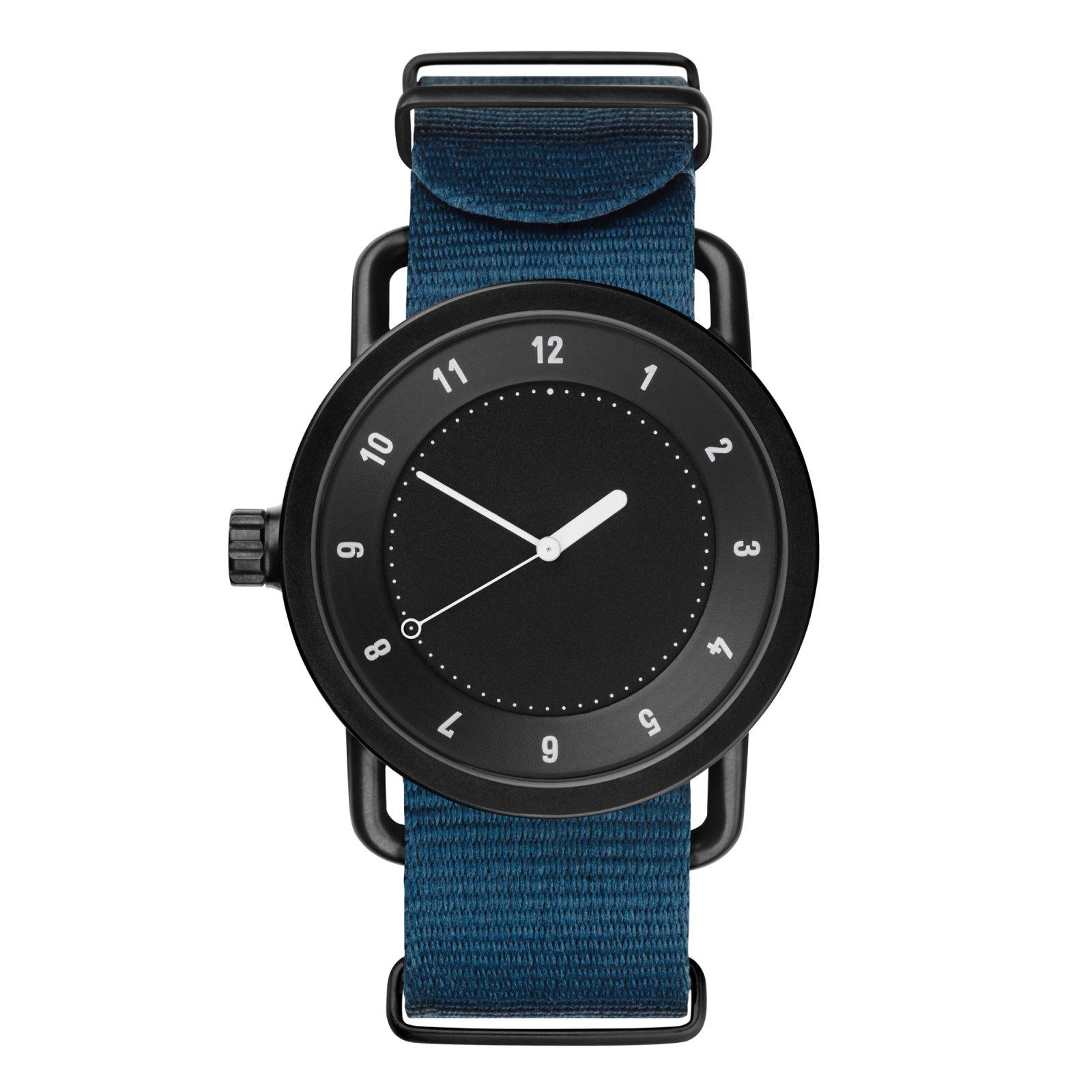 no-1-black-blue-nylon-wristband