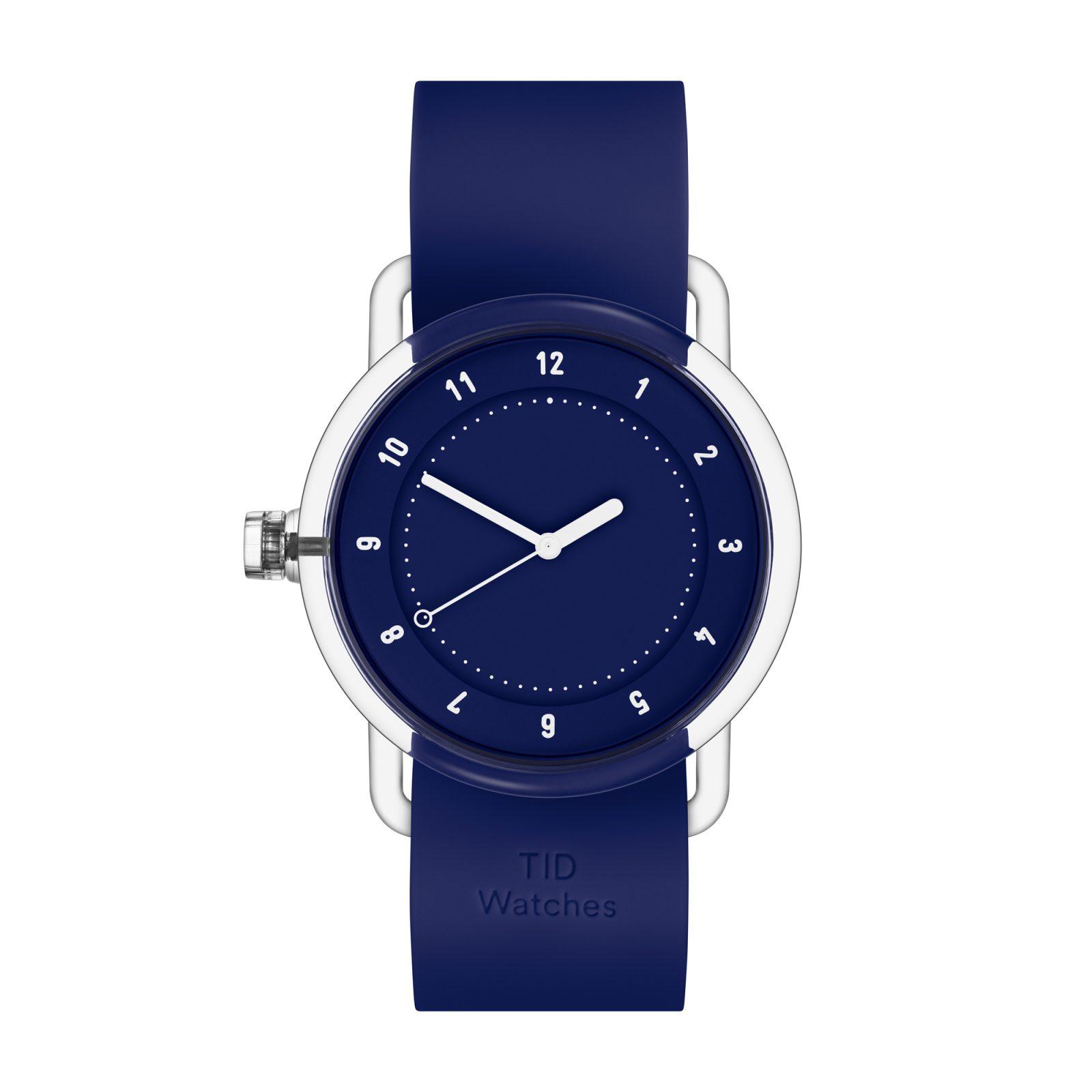 no-3-tr90-blue-blue-silicone-wristband