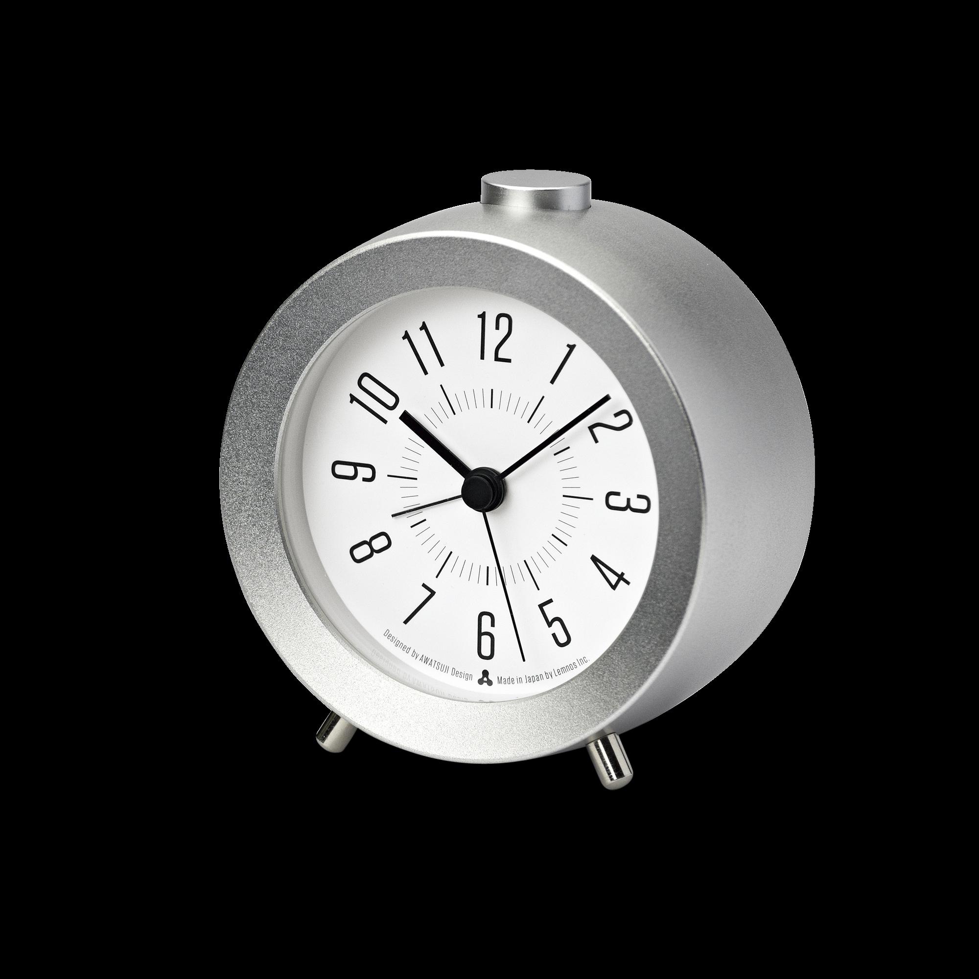 jiji-alarm-clock-silver