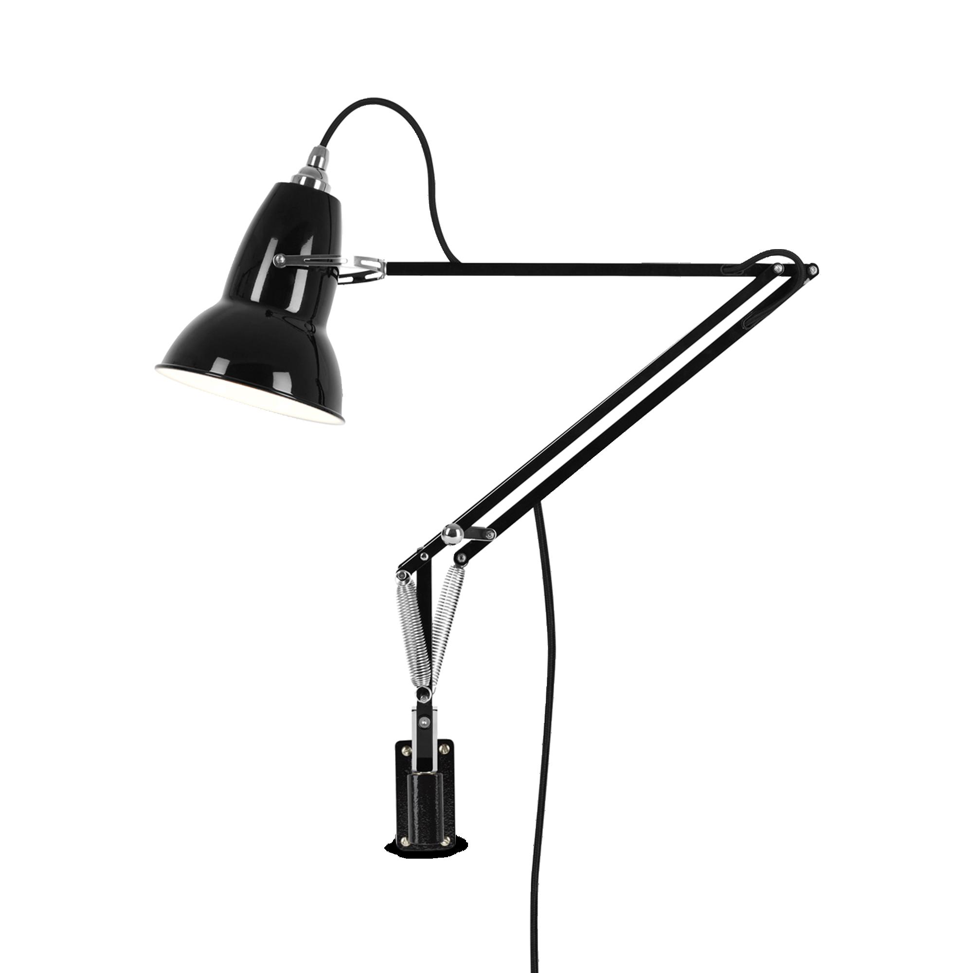 original-1227-lamp-with-wall-bracket-jet-black